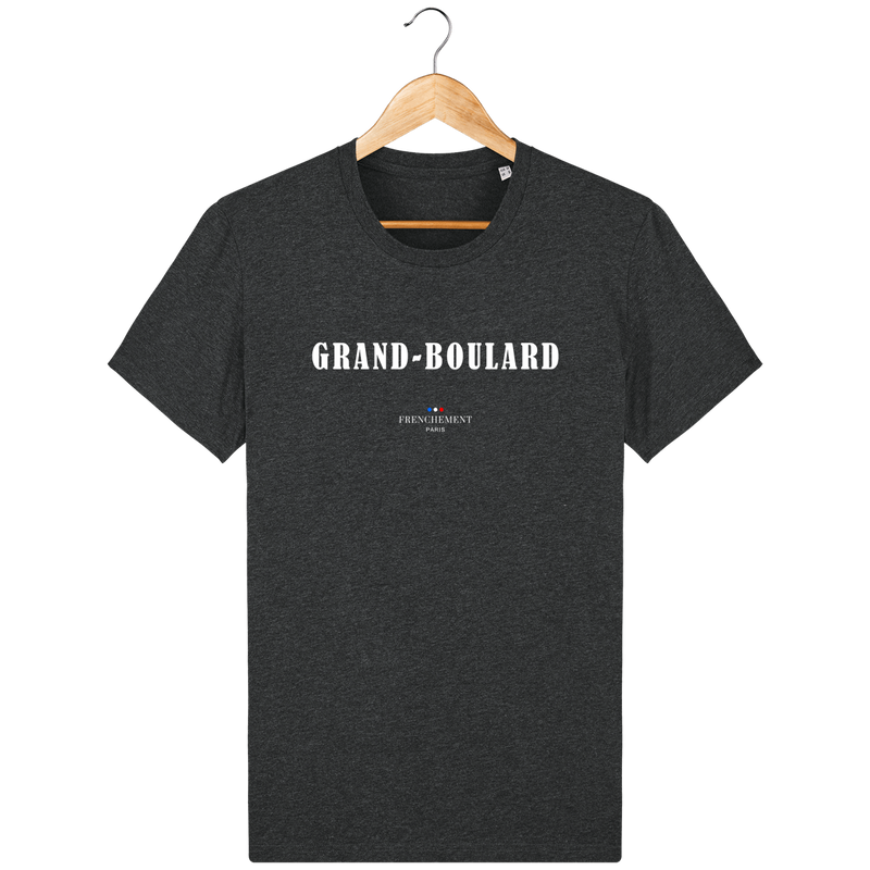 GRAND-BOULARD | T-SHIRT HOMME BIO - Frenchement