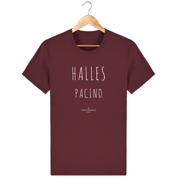 HALLES PACINO | T-SHIRT HOMME BIO - Frenchement