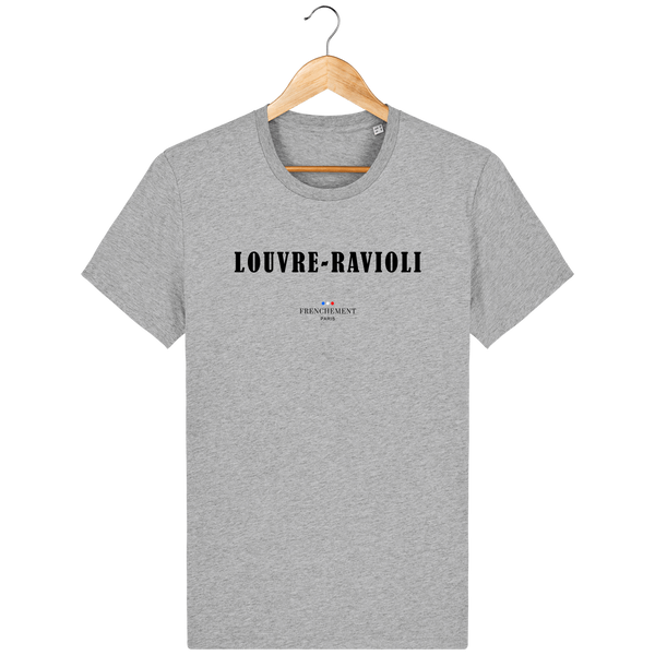 LOUVRE-RAVIOLI | T-SHIRT HOMME BIO - Frenchement