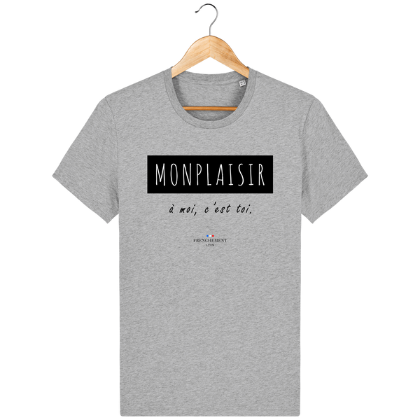 MONPLAISIR | T-SHIRT HOMME BIO - Frenchement