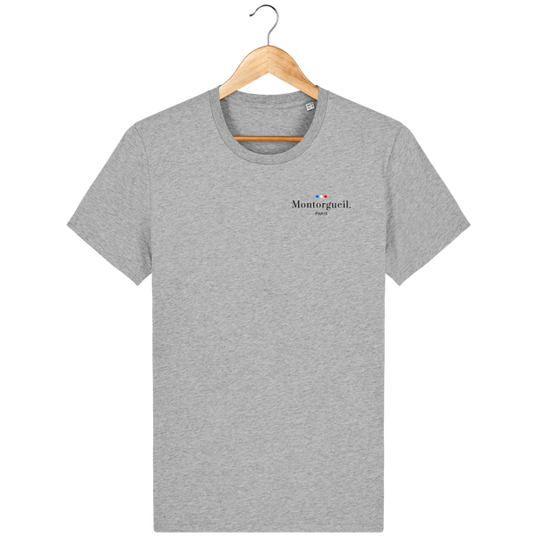 MONTORGUEIL | T-SHIRT HOMME BIO - Frenchement
