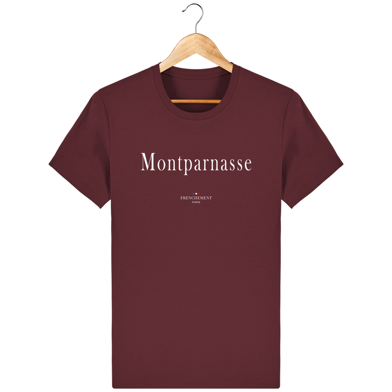MONTPARNASSE | T-SHIRT HOMME BIO - Frenchement