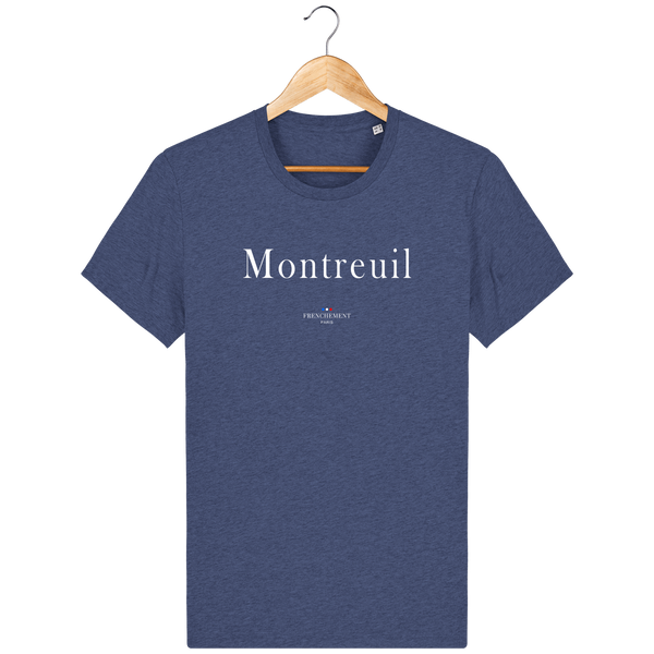 MONTREUIL | T-SHIRT HOMME BIO - Frenchement