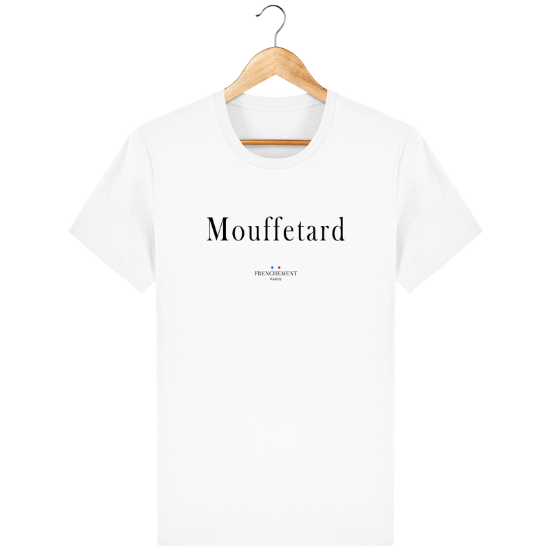 MOUFFETARD | T-SHIRT HOMME BIO - Frenchement