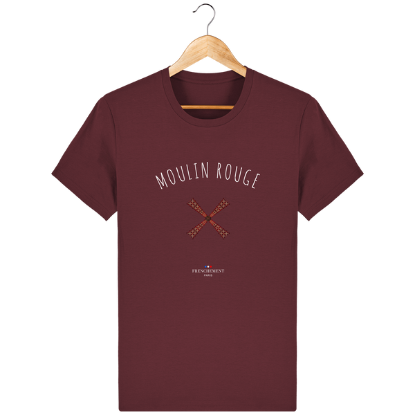MOULIN ROUGE | T-SHIRT HOMME BIO - Frenchement