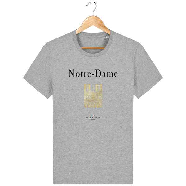 NOTRE-DAME | T-SHIRT HOMME BIO - Frenchement