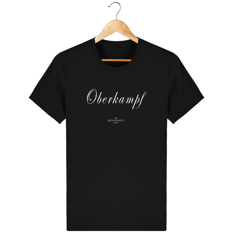 OBERKAMPF | T-SHIRT HOMME BIO - Frenchement