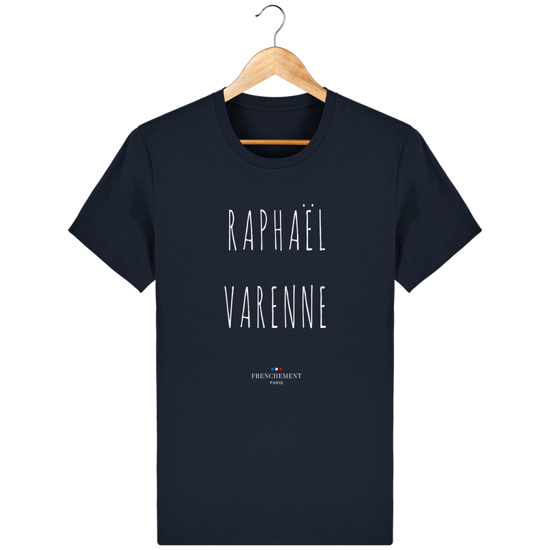 RAPHAËL VARENNE | T-SHIRT HOMME BIO - Frenchement