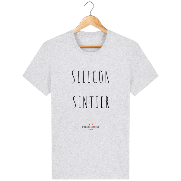 SILICON SENTIER | T-SHIRT HOMME BIO - Frenchement