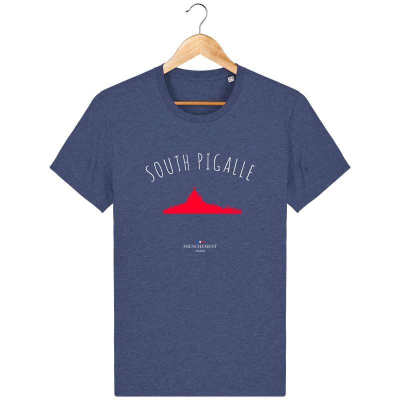 SOUTH PIGALLE | T-SHIRT HOMME BIO - Frenchement