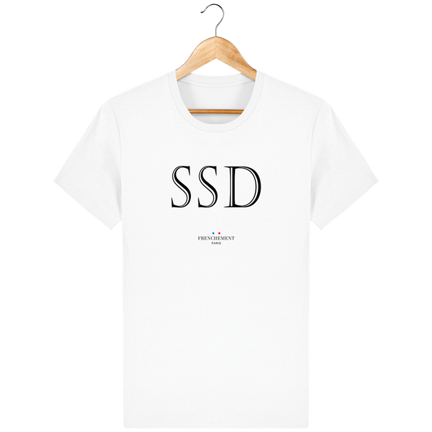 STRASBOURG SAINT-DENIS | T-SHIRT HOMME BIO - Frenchement