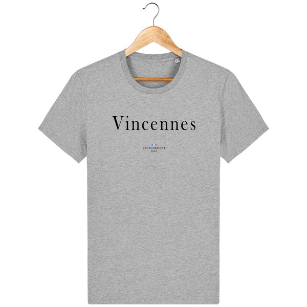 VINCENNES | T-SHIRT HOMME BIO - Frenchement