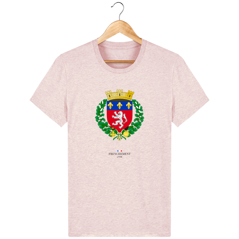 VIRTUTE DUCE, COMITE FORTUNA | T-SHIRT HOMME BIO - Frenchement