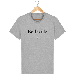 BELLEVILLE | T-SHIRT HOMME BIO - Frenchement
