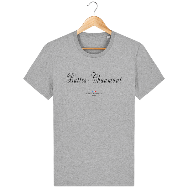 BUTTES-CHAUMONT | T-SHIRT HOMME BIO - Frenchement
