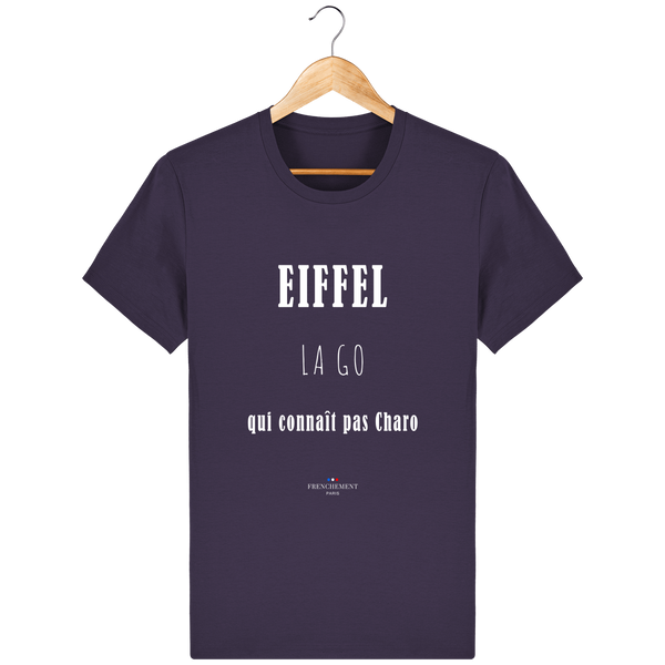 EIFFEL LA GO | T-SHIRT HOMME BIO - Frenchement