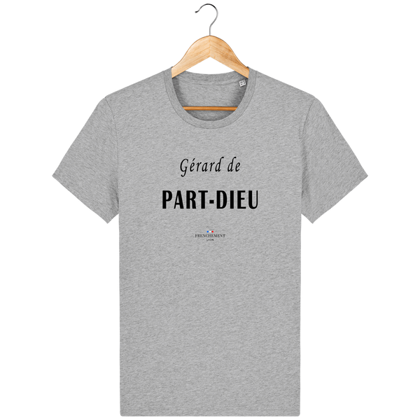 GERARD DE PART-DIEU | T-SHIRT HOMME BIO - Frenchement