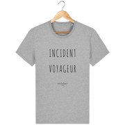 INCIDENT VOYAGEUR | T-SHIRT HOMME BIO - Frenchement