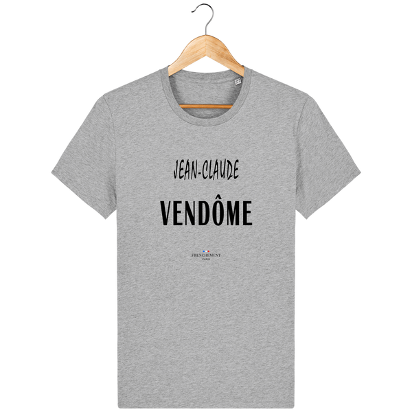 JEAN-CLAUDE VENDÔME | T-SHIRT HOMME BIO - Frenchement