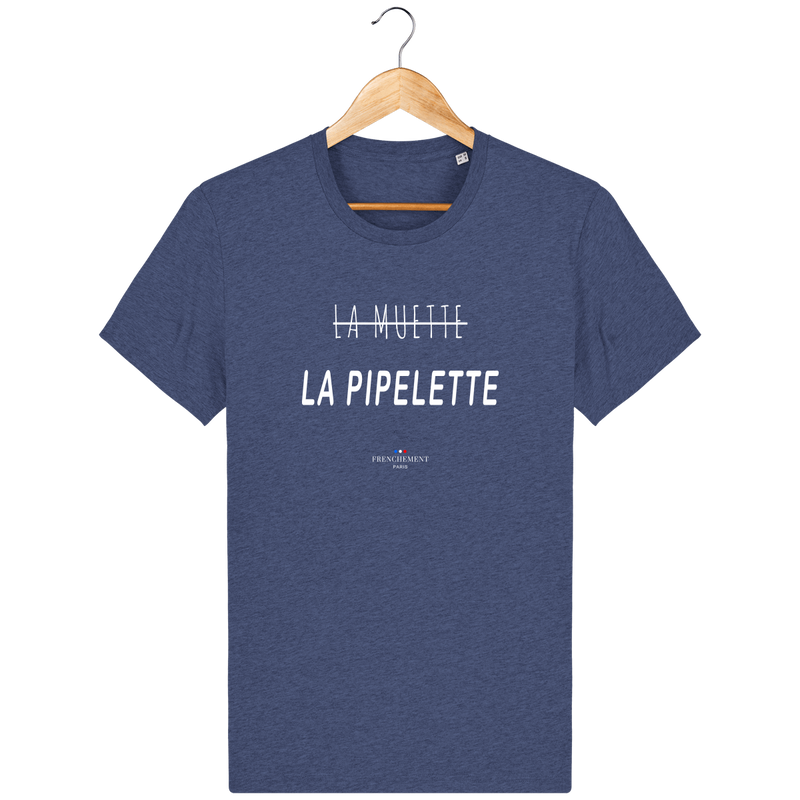 LA MUETTE | T-SHIRT HOMME BIO - Frenchement