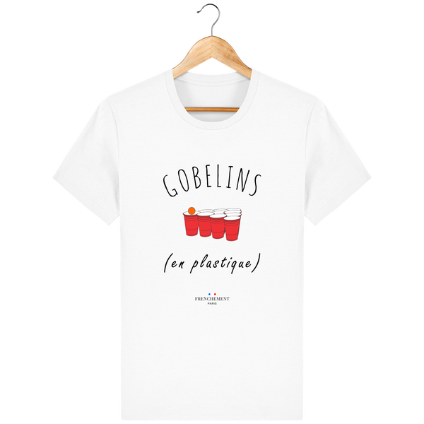 GOBELINS EN PLASTIQUE | T-SHIRT HOMME BIO - Frenchement