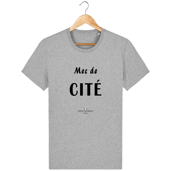 MEC DE CITE | T-SHIRT HOMME BIO - Frenchement