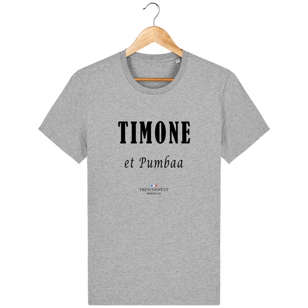 TIMONE ET PUMBAA | T-SHIRT HOMME BIO - Frenchement