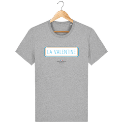 LA VALENTINE | T-SHIRT HOMME BIO - Frenchement