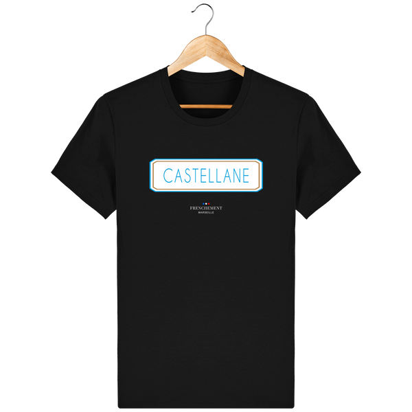 CASTELLANE | T-SHIRT HOMME BIO - Frenchement