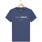 YANNICK NOAILLES | T-SHIRT HOMME BIO - Frenchement