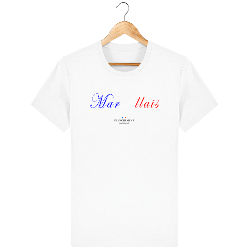 MARSEILLAIS | T-SHIRT HOMME BIO - Frenchement