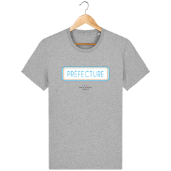 PRÉFECTURE | T-SHIRT HOMME BIO - Frenchement