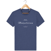 MONTPELLIERAIN | T-SHIRT UNISEXE BIO - Frenchement