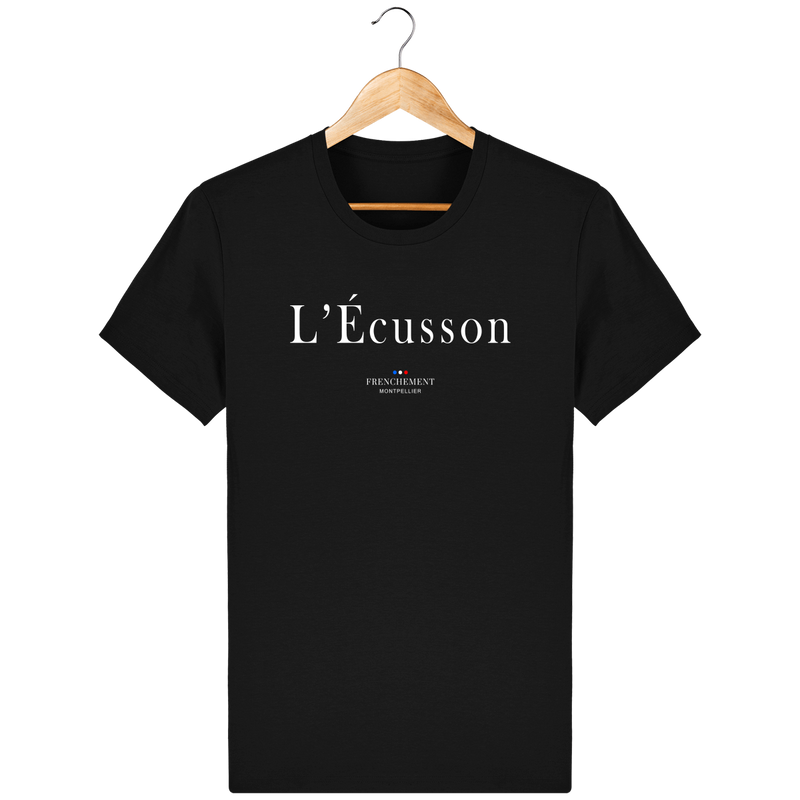 L'ECUSSON | T-SHIRT UNISEXE BIO - Frenchement