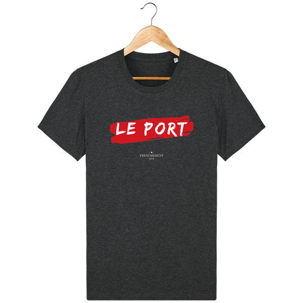 LE PORT | T-SHIRT UNISEXE BIO - Frenchement