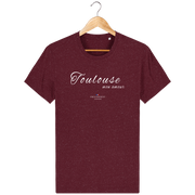Toulouse mon amour | T-shirt Unisexe Frenchement Bio