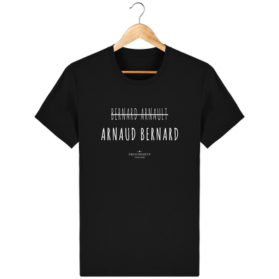 ARNAUD BERNARD | T-SHIRT UNISEXE BIO - Frenchement