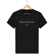 Sainte-Catherine | T-shirt Frenchement Bio