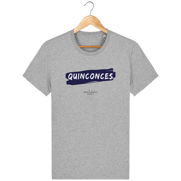 Quinconces | T-shirt Unisexe Frenchement Bio