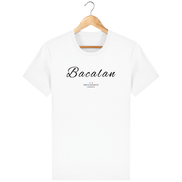 BACALAN | T-SHIRT UNISEXE BIO - Frenchement