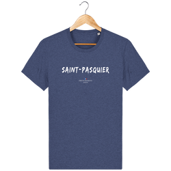 Saint-Pasquier | T-shirt Unisexe Frenchement Bio