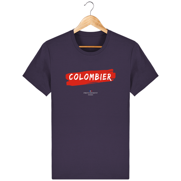 COLOMBIER | T-SHIRT UNISEXE BIO - Frenchement