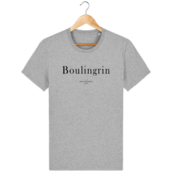 BOULINGRIN | T-SHIRT UNISEXE BIO - Frenchement