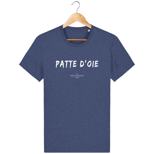 PATTE D'OIE | T-SHIRT UNISEXE BIO - Frenchement