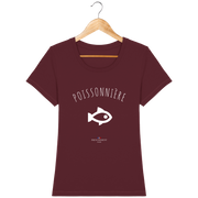 Poissonnière | T-shirt Femme Frenchement Bio
