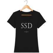 Strasbourg Saint-Denis | T-shirt Femme Frenchement Bio