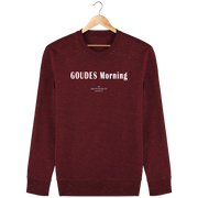 Goudes Morning | Sweat Unisexe Frenchement Bio