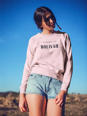Bolivar | Sweat Unisexe Frenchement Bio