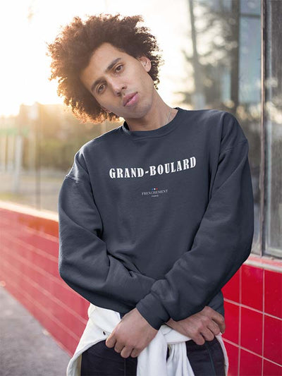 Grand-Boulard | Sweat Unisexe Frenchement Bio