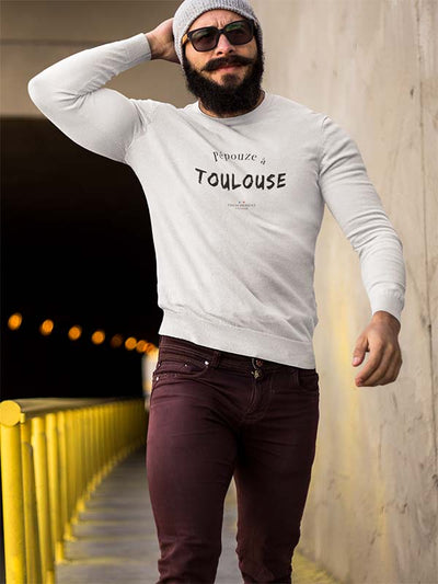 Pépouze à Toulouse | Sweat Unisexe Frenchement Bio
